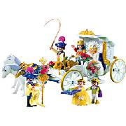 Playmobil 'Magic Castle' Royal Carriage